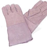 Перчатки сварщика краги фото