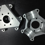 Высокоточная 5-осевая фрезерная обработка металла на станках с ЧПУ фото