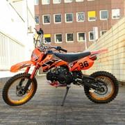 Мотоцикл кроссовый KXD DB 608 фото