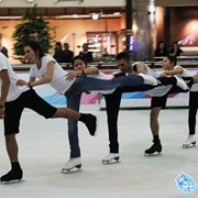 Школа на льду 3-й год обучения фото