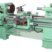 Определение жесткости токарного станка производственным методом фото
