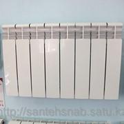 Радиатор биметаллический VARMEGA BIMEGA 350/80/80 фото