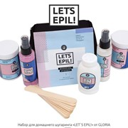 Gloria, Набор для домашнего шугаринга «Let`s Epil!» фото