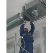 Профессиональный подбор и монтаж вентиляции и кондиционирования фото
