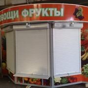 Торговый киоск модуль фото
