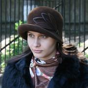 Шляпа Акварель Арт. 3 фото