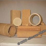 Шамотные изделия: горелочные камни для газовых горелок котельных фото