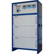 Трёхфазные симисторные (тиристорные) стабилизаторы (нормализаторы) напряжения сетевого «Calmer-48» 48 ступенчатые - Украина фото