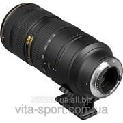 Объектив Nikon AF-S 70-200mm f/2.8G IF-ED VR II фото