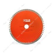 Алмазный круг T.I.P. турбоволна 115*22, 2 №299649 фото