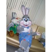 Куклы ростовые Танцующий заяц фото