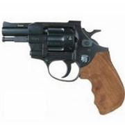 """Револьвер под патрон Флобера Arminius HW4 2,5"""" дерево фото"""