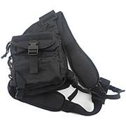 Сумка - рюкзак однолямочный МИНИПАК фото