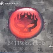 Игровой коврик для мышки Fire Pad фото