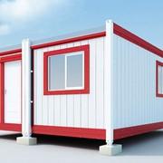 Вагончики-офисы(Блок-контейнеры) фото
