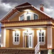 Проекты домов, коттеджей фото