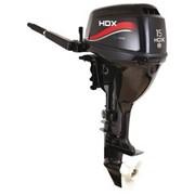 4х-тактный лодочный мотор HDX F 15 BMS фото