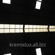 Оборудование для коровников,Световой конек крыши фото