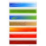 Печать для световых коробов с внутренней подсветкой. фото