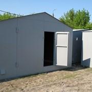 Металлический гараж в Самара (на вывоз) фото