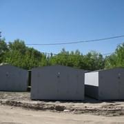 Новый металлический гараж (в Самаре, на вывоз) фото