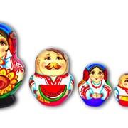 Матрешка - Украинская семья фото