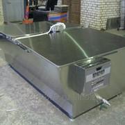 Танк-охладитель молока открытого типа фото