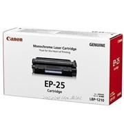 Заправка картриджа: EP-25 Для принтера:Canon LBP 1210 фото