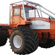 Трактор ХТА-200-07 лесопромышленный повышенной проходимости фото