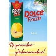 Сок нектра Dolce Fresh айва фото