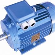 Электродвигатель общепромышленный, 750об/м, AИР160S8БО1У2 IM1081 220/380В фото