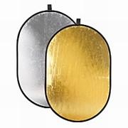Отражатели света Золотой/Серебряный 2 в 1 150 x 200 см 2124 фото