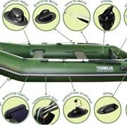 Ремонт, переоборудование и модернизация надувных ПВХ лодок фото