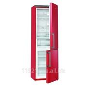 Холодильник Gorenje NRK6192JRD фото