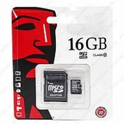 MicroSD 16 гигабайт - фото