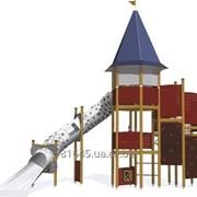 Детские площадки HAGS от 5 до 12 лет UniPlay Myx фото