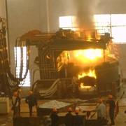 Электродуговая сталеплавильная печь ДСП фото