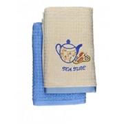 Набор махровых полотенец для кухни Romeo Soft 40*70 заварник фото