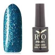 Rio Profi, Гель-лак Diamond №5, Лазурное сияние фото