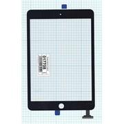 Сенсорное стекло (тачскрин) для Apple iPad mini 3 (retina) Original no IC черное, Диагональ 7.9, 2048x1536 (QXGA) фото