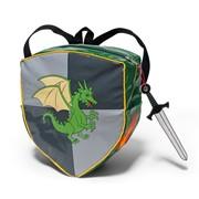 Рюкзак Kidorable Рыцарь фото