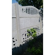 Услуги заделки монтажных швов в бетонном заборе фото