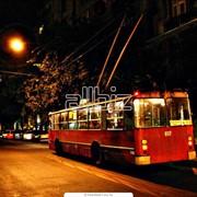 Услуги троллейбусов фото