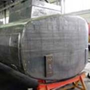 Цистерна из нержавеющей стали фото