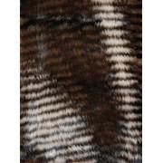 Жаккардовый мех для верхней одежды Ж 4-395Б7 фото