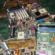 Платы пк ноутбуков мобильных тел.электронный лом. фото