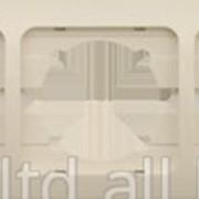Рамка TUNA 5-а горизонтальная крем 502-0300-250 фото