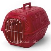 Переноска для собак и кошек Imac Carry Sport, красный фото