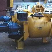 Пневмонагнетатель СО-241. объем рабочей емкости 500 литров фото