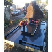 Демонтаж и установка памятника фото